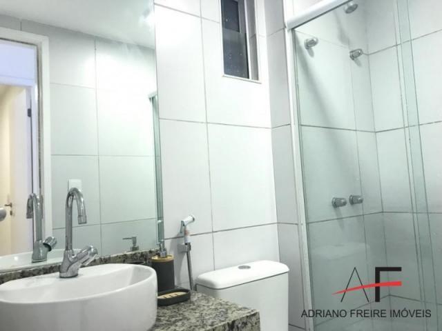 Apartamento mobiliado com 2 quartos no Centro de Guaramiranga - Foto 12