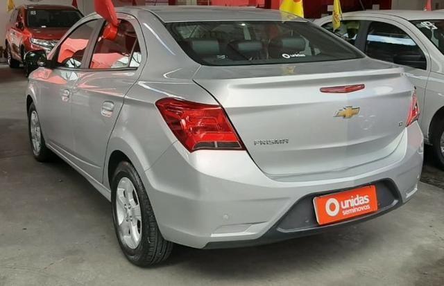 Prisma Lt 1.4 2019 Prata 30mil kms - Financia sem entrada - aceita carro na troca - Foto 7