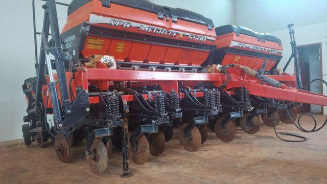 plantadeira baldan speed box  13 linhas