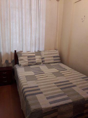 Férias/Descanso em Copacabana-Apto. p/Temporada,1quarto/sala c/vista lateral mar - Foto 4