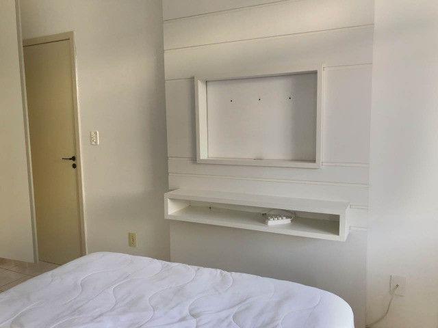 Aluguel apartamento mobiliado 2 dormitórios com garagem Itacorubi Florianópolis - Foto 14