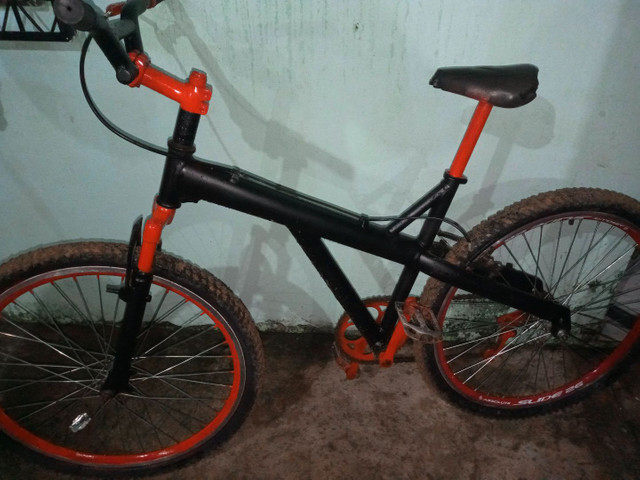 Vendo bicicleta quadro de Alumínio - Foto 4