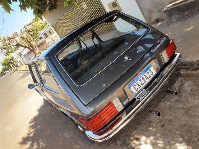 Vw Brasília 1975 com **Ar Condicionado** - Foto 4