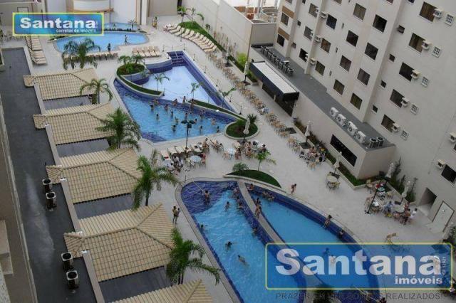 Apartamento com 1 dormitório à venda, 32 m² por R$ 100.000,00 - Turista I - Caldas Novas/G - Foto 14