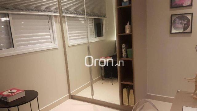 Apartamento com 2 dormitórios à venda, 62 m² por R$ 278.000,00 - Aeroviário - Goiânia/GO - Foto 9