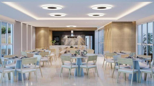 Apartamento com 3 dormitórios à venda, 112 m² por R$ 875.000 - Aldeota - Fortaleza/CE - Foto 6