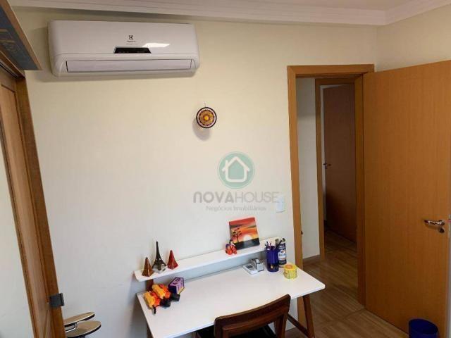 Apartamento com 3 dormitórios à venda, 73 m² por R$ 545.000,00 - Monte Castelo - Campo Gra - Foto 2