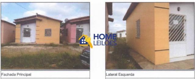 Casa à venda com 2 dormitórios em Centro, Capinzal do norte cod:47320