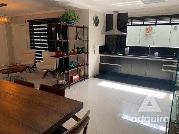 Casa sobrado com 3 quartos - Bairro Estrela em Ponta Grossa - Foto 11