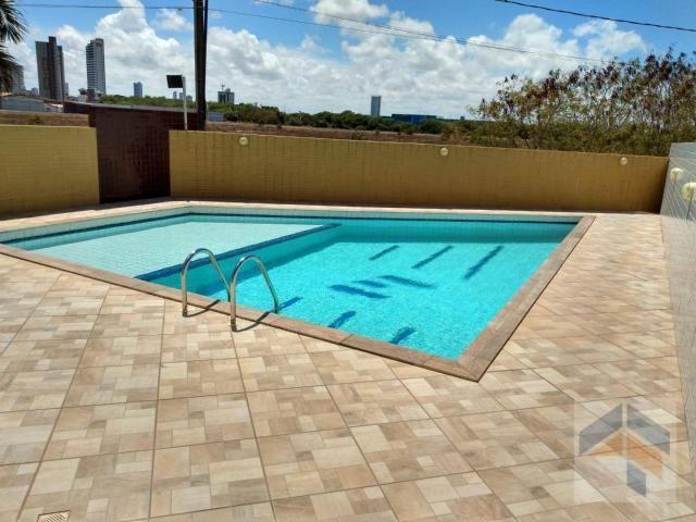 Apartamento com 3 dormitórios à venda, 112 m² por R$ 485.000,00 - Bessa - João Pessoa/PB - Foto 3