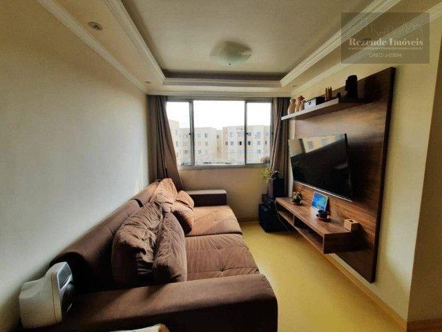 F-AP1895 Apartamento com 3 dormitórios à venda, 45 m²- Fazendinha - Curitiba/PR - Foto 3