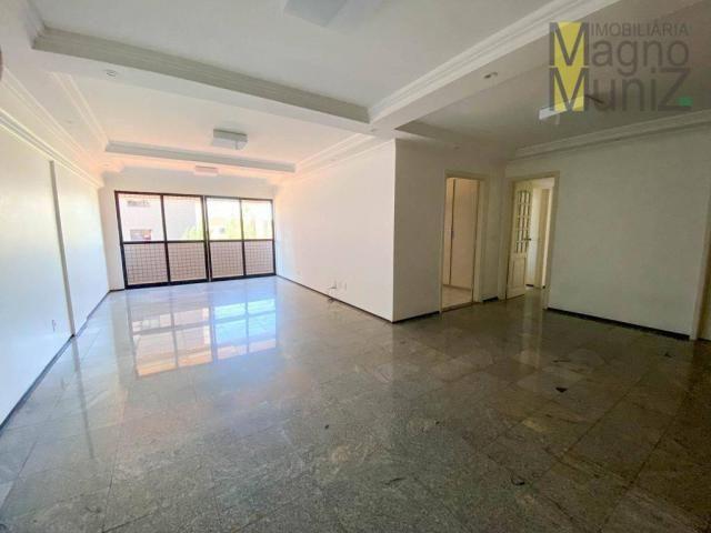 Apartamento com 3 dormitórios à venda, 152 m² por R$ 325.000,00 - Papicu - Fortaleza/CE - Foto 3