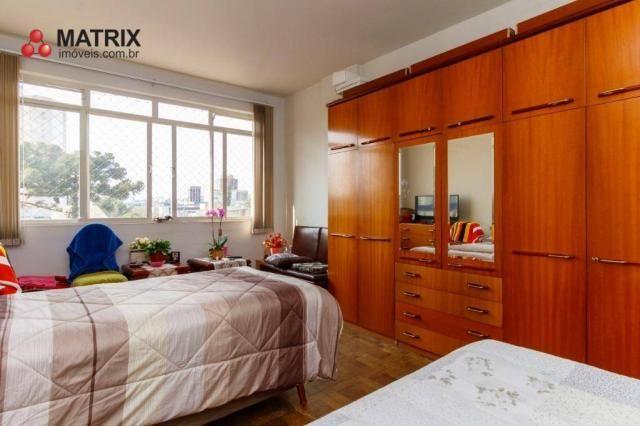 Amplo Apartamento com 3 dormitórios à venda, 164 m² - São Francisco - Curitiba/PR - Foto 14