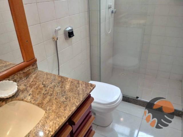 Apartamento com 3 quartos para alugar anual, 170 m² - Centro - Guarapari/ES - Foto 13