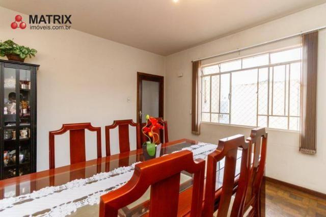 Amplo Apartamento com 3 dormitórios à venda, 164 m² - São Francisco - Curitiba/PR - Foto 6