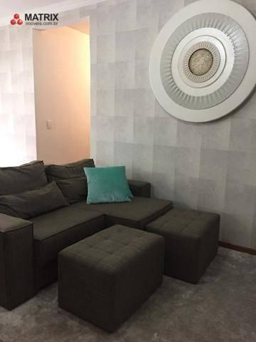 Apartamento com 3 dormitórios à venda, 71 m² por R$ 245.000,00 - Barreirinha - Curitiba/PR - Foto 9