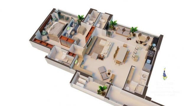 Lançamento apartamentos 3 quartos na Aldeota!!! - Foto 10