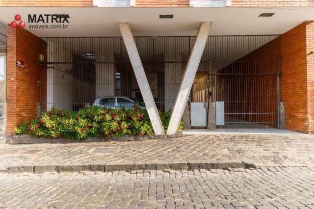 Amplo Apartamento com 3 dormitórios à venda, 164 m² - São Francisco - Curitiba/PR - Foto 4