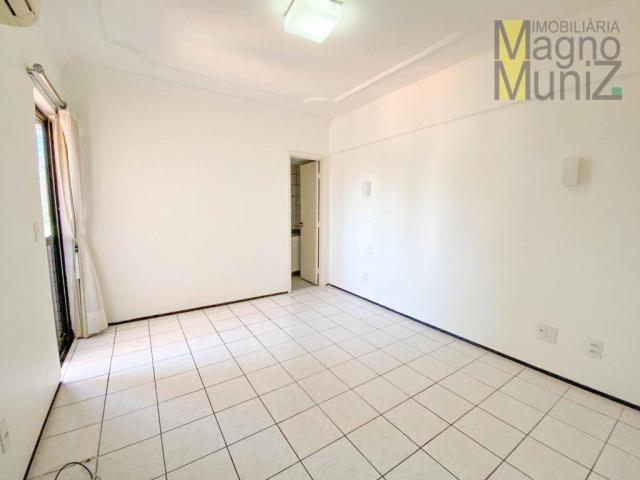 Apartamento com 3 dormitórios à venda, 152 m² por R$ 325.000,00 - Papicu - Fortaleza/CE - Foto 14