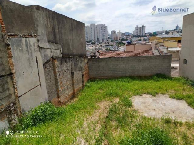Terreno para alugar, 174 m² por R$ 1.500,00/mês - Bela Vista - Jundiaí/SP - Foto 2