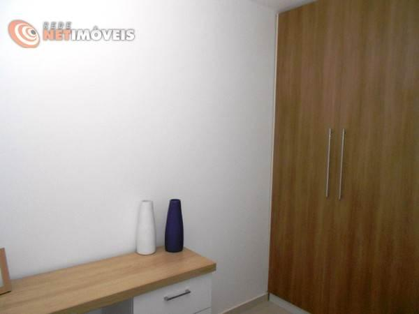 Apartamento à venda com 3 dormitórios em Conjunto califórnia, Belo horizonte cod:577949 - Foto 10