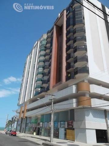 Apartamento à venda com 3 dormitórios em Praia do morro, Guarapari cod:571292 - Foto 4