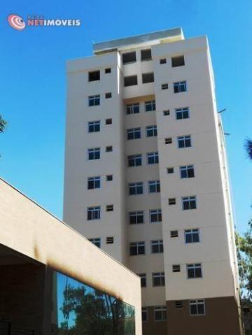 Apartamento à venda com 3 dormitórios em Conjunto califórnia, Belo horizonte cod:577949 - Foto 2