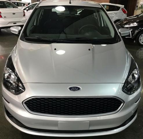 Novo Ford Ka Hatch - SE 1.0 - 2021 - 0Km - Polyanne * - Foto 4