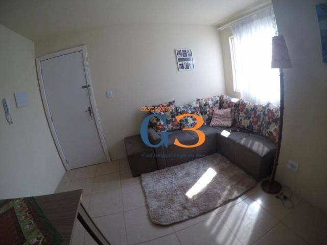 Apartamento com 2 dormitórios à venda, 45 m² por R$ 125.000,00 - Vila Braz - Rio Grande/RS - Foto 5