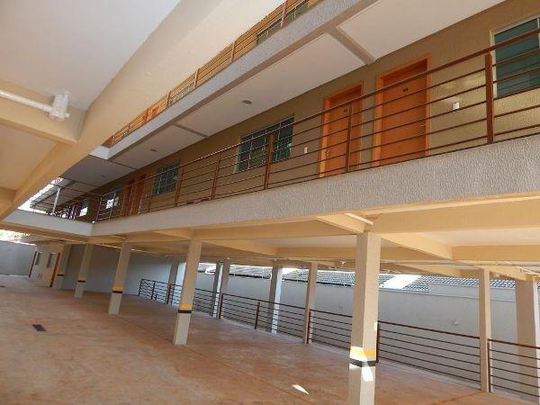 Apartamento com 1 quarto no Residencial Luisa Borges - Bairro Conjunto Vera Cruz em Goiân - Foto 4