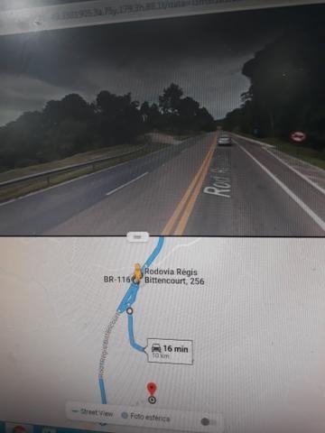 Urgente!!!Torro terreno proximo do asfalto br 116 1km - Foto 10