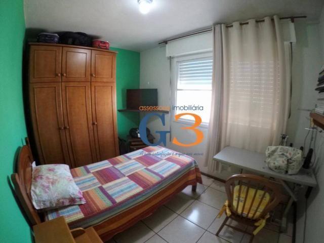 Apartamento com 2 dormitórios à venda, 60 m² por R$ 250.000,00 - Cidade Nova - Rio Grande/ - Foto 8