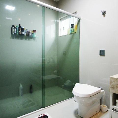 Luxo! 04 quartos com suítes e hidro na Colônia Agrícola Samambaia! Brasília DF!! - Foto 10