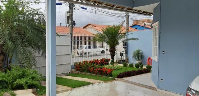 Linda casa de esquina no bairro Vila Rica - Foto 3