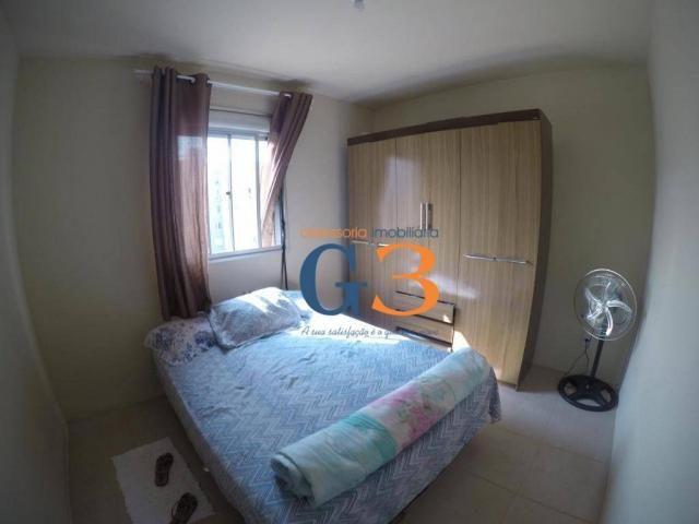 Apartamento com 2 dormitórios à venda, 45 m² por R$ 125.000,00 - Vila Braz - Rio Grande/RS - Foto 9