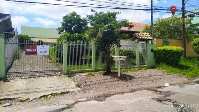 Terreno à venda, 470 m² por R$ 550.000 - Xaxim - Curitiba/PR
