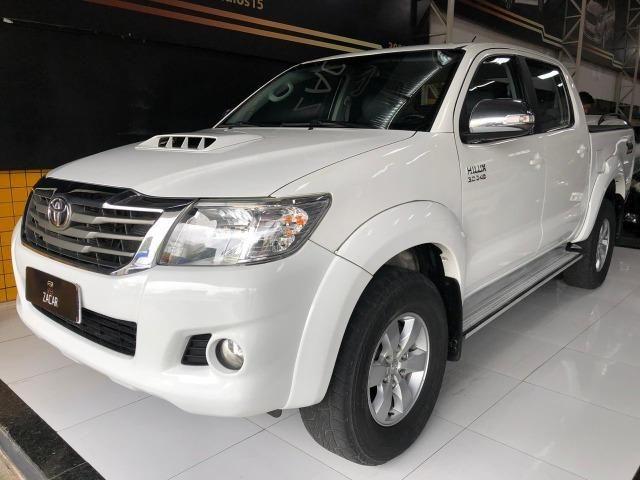 Toyota Hilux c.dupla 3.0 4x4 srv diesel automatica