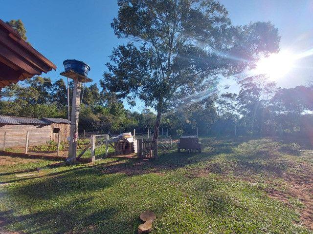 Velleda aluga sítio de 1 hectare, plano, com belíssima casa, confira! - Foto 17