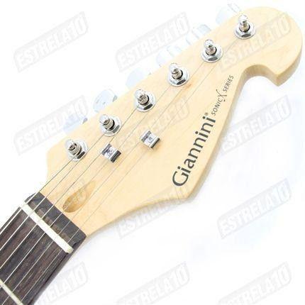 Vendo - Guitarra Giannini + Caixa Meteoro ADR 20w - Foto 2