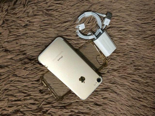 Iphone 7-128gb novo