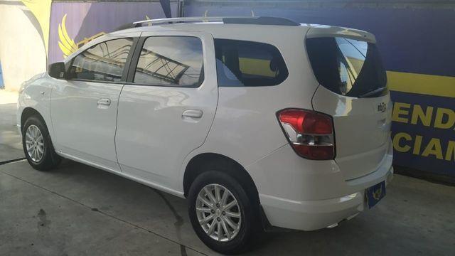 Spin lt 1.8 ex taxi, completa +gnv+automatica, aprovação imediata, basta ter nome limpo - Foto 2