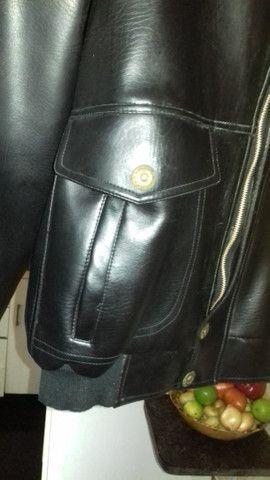 Jaqueta em couro - Foto 6