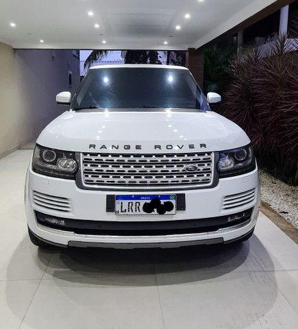 Range rouver vogue diesel 2014!!!