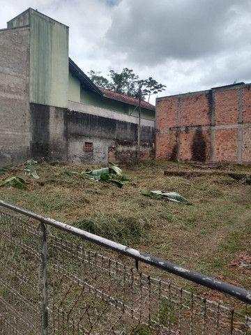 Área de 900m² com 3 edificações localizada perto do BKR festas no Floresta em Joinville - Foto 8