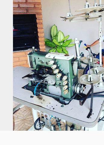 Máquina de Costura Kansai Especial