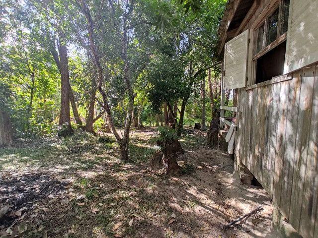 Velleda oferece terrenão c/ casa, galpão e arborizado em condomínio fechado - Foto 14