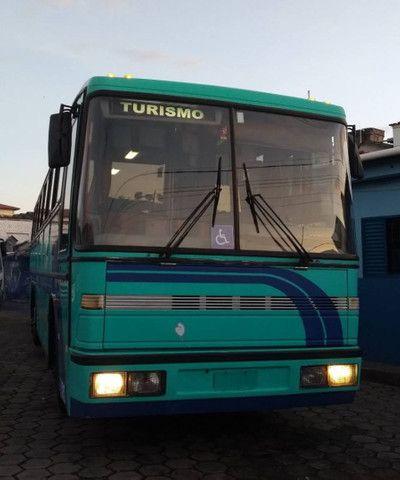 "Ônibus Viaggio Alto Trucado Mb 371 ""RARIDADE"" - Foto 4"