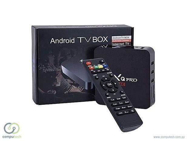 Vendo Tvbox MXQ 4k novo na caixa Vem de Zap