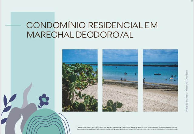 Casas em Marechal Deodoro próximo ao Francês - Porto Grande!