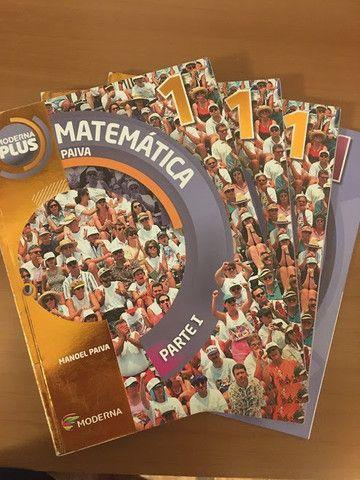 Livro de Matemática - 1 ano E.M